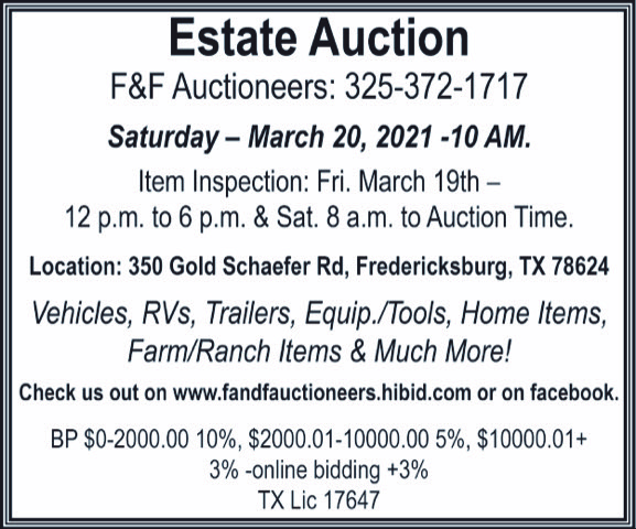 F&F Auctioneers