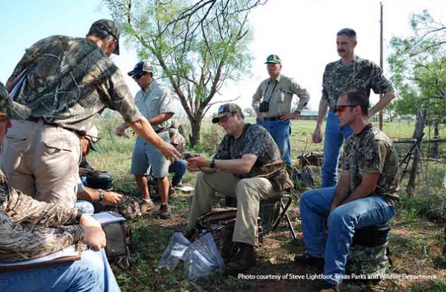 Contributed photo/The Harvest Information Program (HIP) is a national program that estimates migratory game bird harvest and hunting activity by asking hunters a series of questions about their experience the previous season.