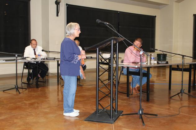 The topic of short-term rentals was brought before the council July 7 to inform them of potential future consideration for and/or drafting of potential regulation. Local resident Maria Whitsett asked council members to fully consider the impact of such an allowance. Connie Swinney/The Highlander