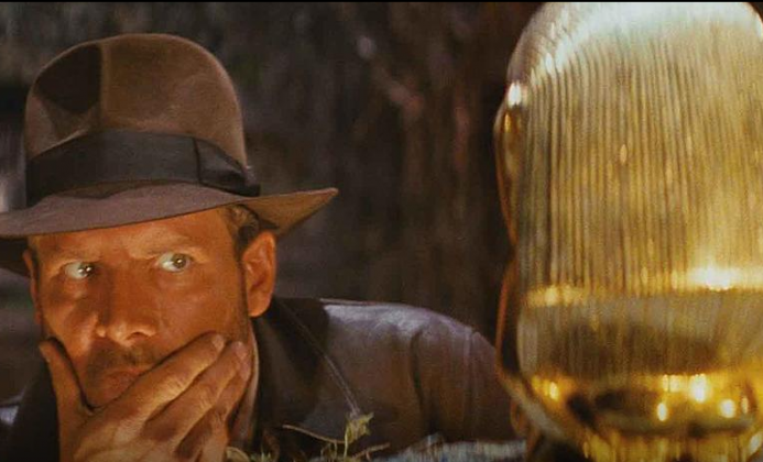 "See the movie that started the Indiana Jones series — ""Raiders of the Lost Ark"" — this Saturday at Marble Falls High School guest parking lot. Contributed"