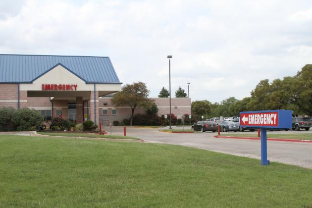 Dr. Suprina Dorai, Emergency Department medical director at Ascension Seton Highland Lakes, emphasizes the importance of seeking needed medical care, as emergency rooms (pictured here in Burnet) and clinics are the safest place for individuals to receive care. File Photo