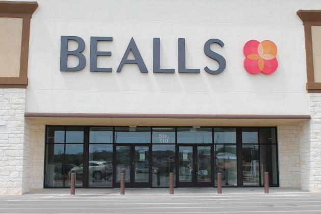 The last day for the Bealls/Gordmans store to be open to the public was Aug. 28.