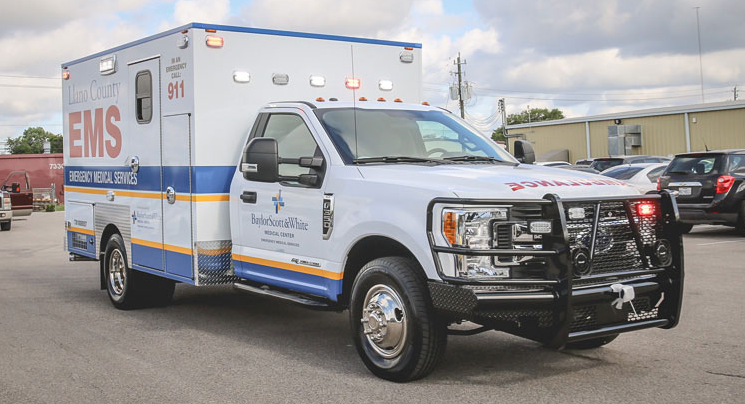 Hamilton EMS officials said Llano County residents can expect to see equipment moving into Llano and Kingsland well before the end of the year. File photo