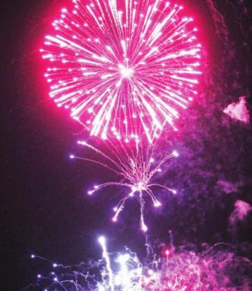 The city of Marble Falls plans to hold their annual fireworks show at Lake Marble Falls near the US 281 bridge on July 4. Lakeside Park will be open for viewing. File photo