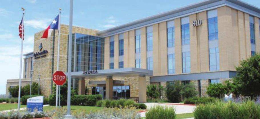 Baylor Scott and White Medical Center - Marble Falls, located at 810 Texas 71, announced it the labor and delivery unit of the facility. File photo